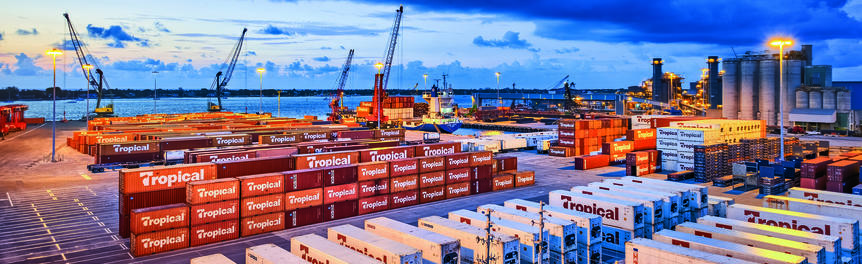 Exporting Florida Agricultural Products / Agriculture