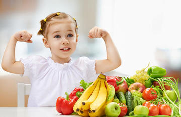Nutrition for Children / Healthy Eating / Living Healthy in Florida