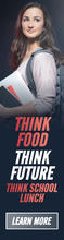 Think Food Web Banner 160x600