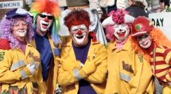 Picture: Wildfire Prevention Clowns
