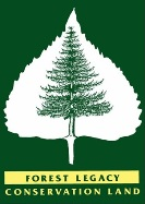 Forest Legacy Conservation Land Logo