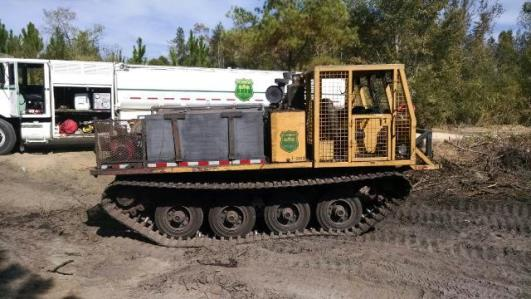 Specialized Equipment Forestry And Fire Fighting