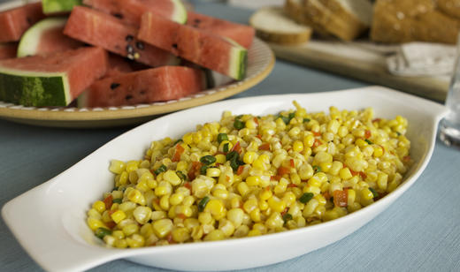 Florida Sweet Corn Sauté